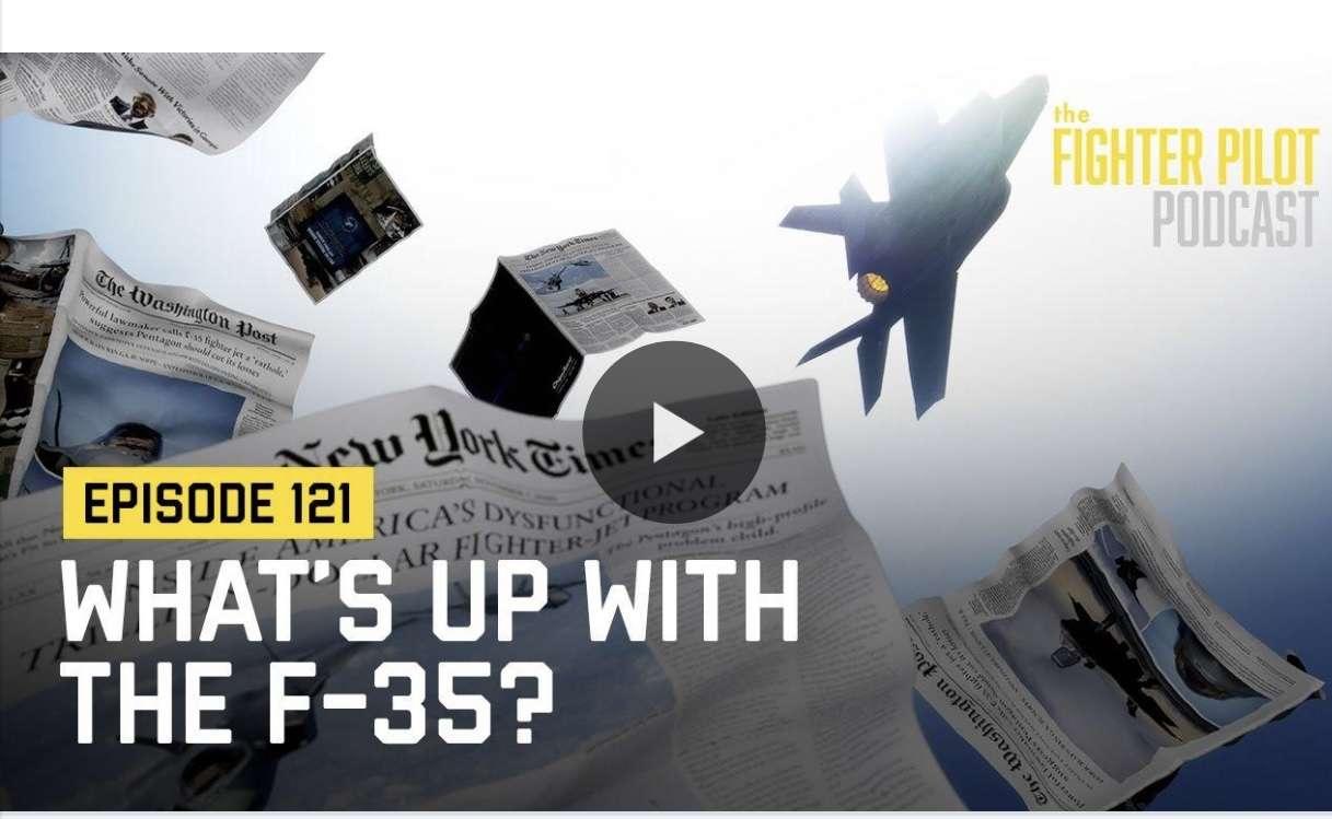F-35 War-Gaming – Fear Mongering?
